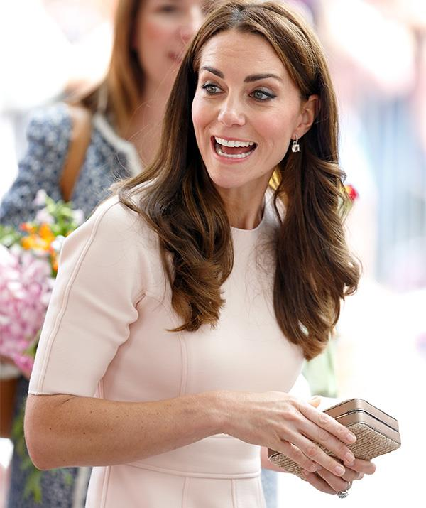 There's more to Kate's purse than you might think... *(Image: Getty)*