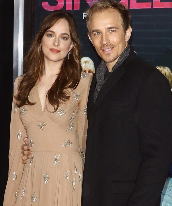The app was created by Dakota Johnson's half brother, Jesse. *(Image: Getty)*