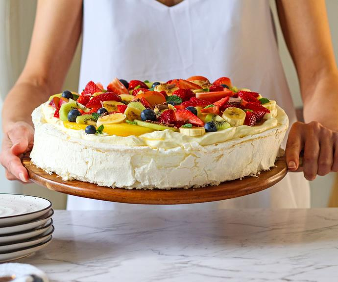 Mmm pavlova.... (Source: Supplied/Mum Central)*
