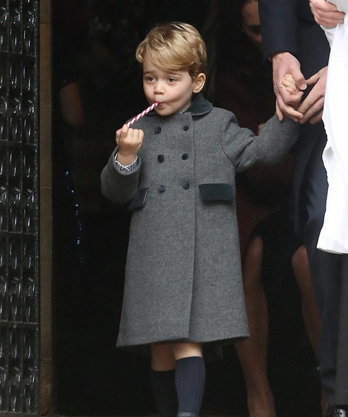 Name a cuter Prince George moment - we don't think there is one!
