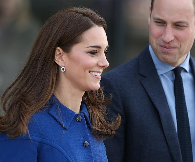 Kate has well and truly upheld the reputation of the British royals. *(Image: Getty)*