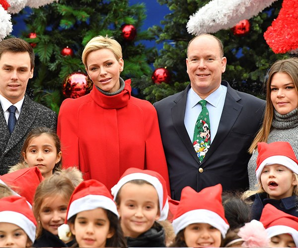 Prince Albert and Princess Charlene have more than one special occasion to celebrate in December! *(Image: Getty)*