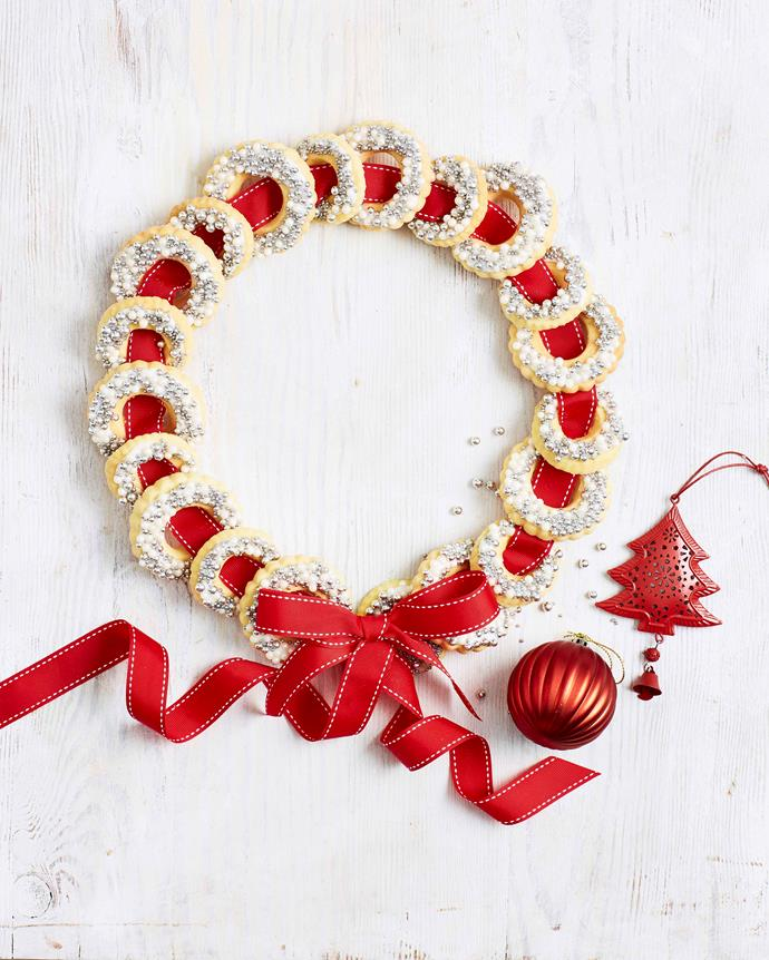 Perfect to serve with tea and coffee after pressies! *(Source: Woman's Day)*