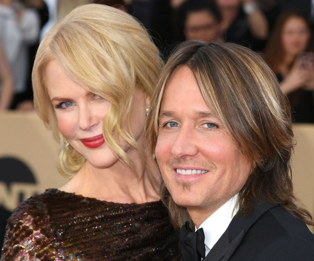 It's an Aussie Christmas for the Kidman-Urban clan. *(Image: Getty Images)*