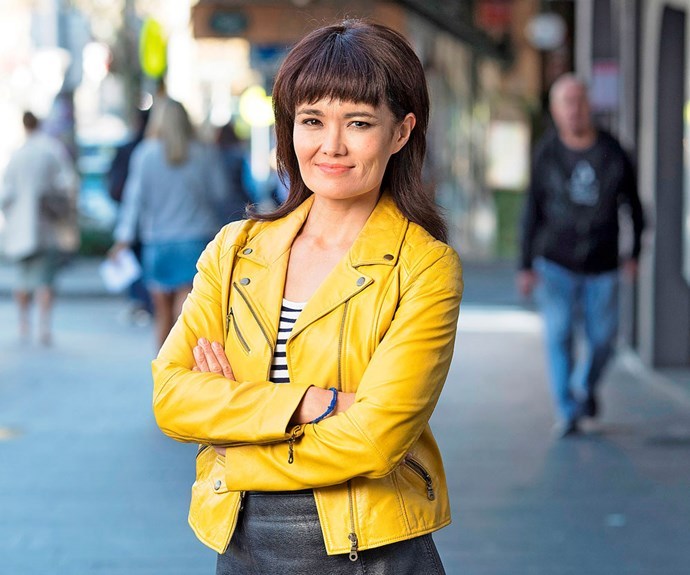 Yumi is tackling sexism in the new SBS doco.