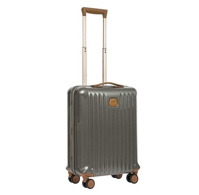 """With luxury leather compartments on the inside and a protective polycarbonate shell on the outside, this stylish suitcase will be the gift that keeps on giving for years to come. <br><br> [Bric's Capri trolley suitcase](https://www.amara.com/au/products/capri-trolley-suitcase-grey