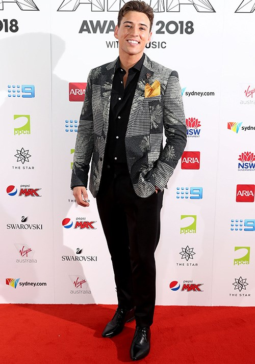*Australia's Got Talent*'s Taylor Henderson. *(Image: Getty)*