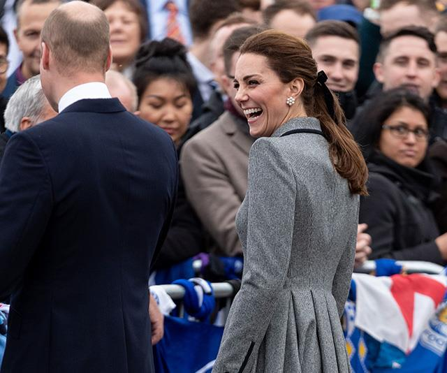 The Cambridges sound like they're gearing up for a very festive silly season! *(Image: Getty)*