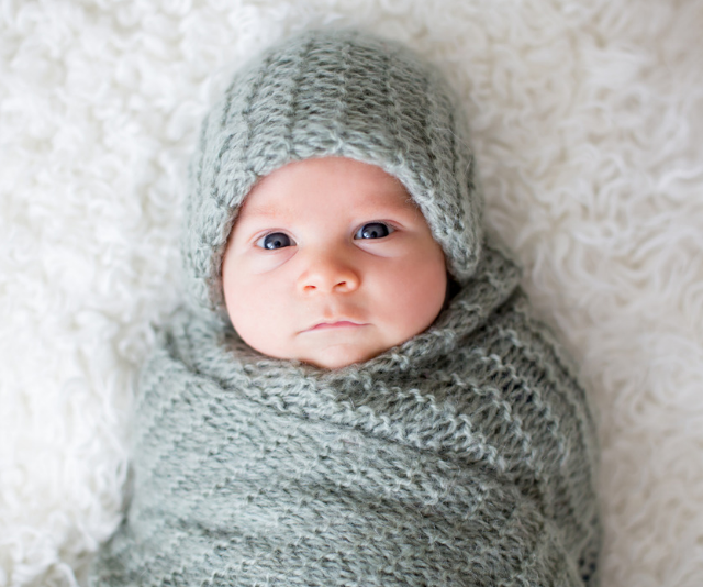**Noah:** This Hebrew name means 'rest' and 'comfort'. *Image: Getty Images.*