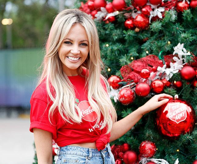 "Aussie pop princess Samantha Jade is [making sure she gives back this Christmas](https://www.nowtolove.com.au/celebrity/celeb-news/samantha-jade-mum-christmas-52780|target=""_blank"") by teaming up with Coca-Cola and Salvation Army's *It Feels Good To Give* Christmas Truck Tour initiative. *(Image: Getty)*"