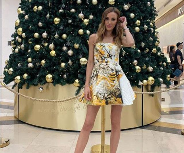 Model and mum-of-four Rebecca Judd loves the holidays! *(Image: @becjudd Instagram)*