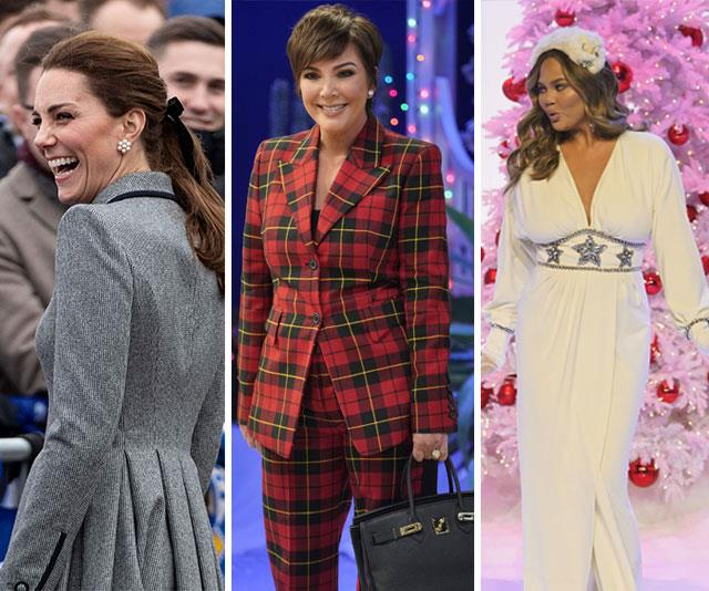 **Keep scrolling to check out how your favourite stars celebrating Christmas 2018!**