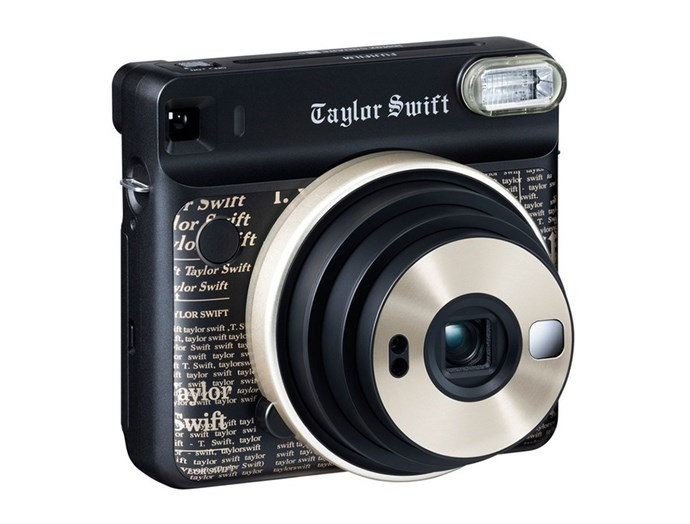 "[Taylor Swift Instax camera](https://www.myer.com.au/p/fujifilm-taylor-swift-sq6-instax-camera|target=""_blank""|rel=""nofollow""), $259"