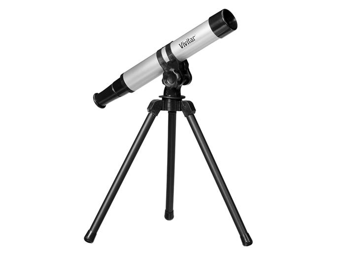 "[Vivitar refractor telescope with tripod](https://www.bigw.com.au/product/vivitar-60x-120x-refractor-telescope-with-tripod/p/615045/|target=""_blank""