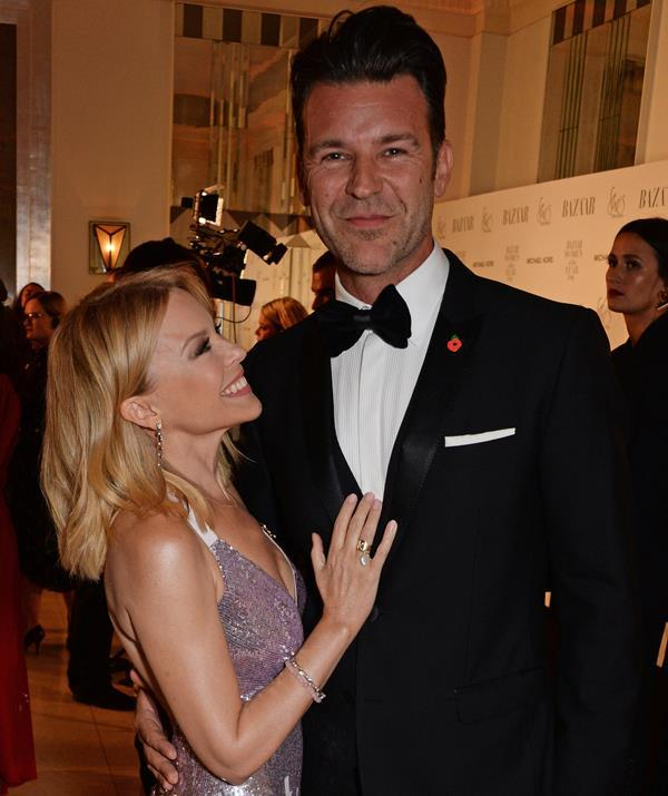 She's clearly smitten! *(Image: Getty)*