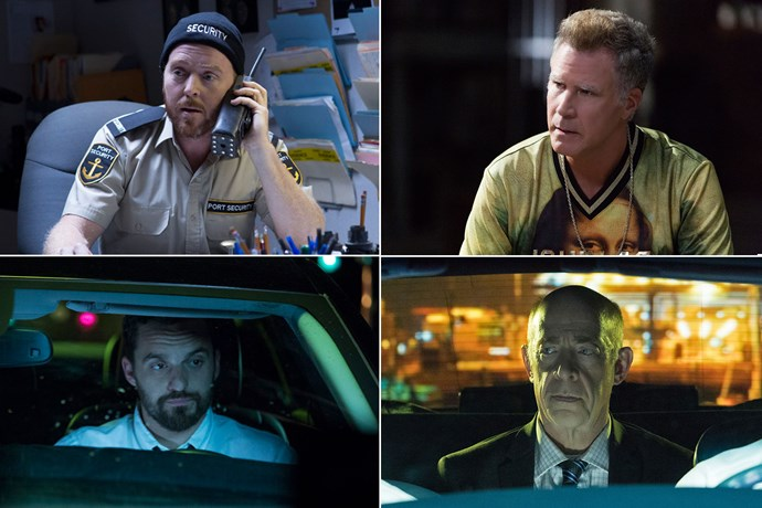 Australia has Tim Minchin and Jake Johnson up their sleeve, but the US series boasts Will Ferrell and JK Simmons.