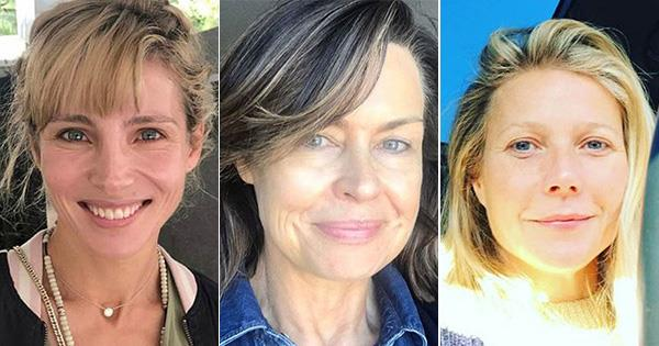 Celebrities without makeup: The best pictures | Now To Love