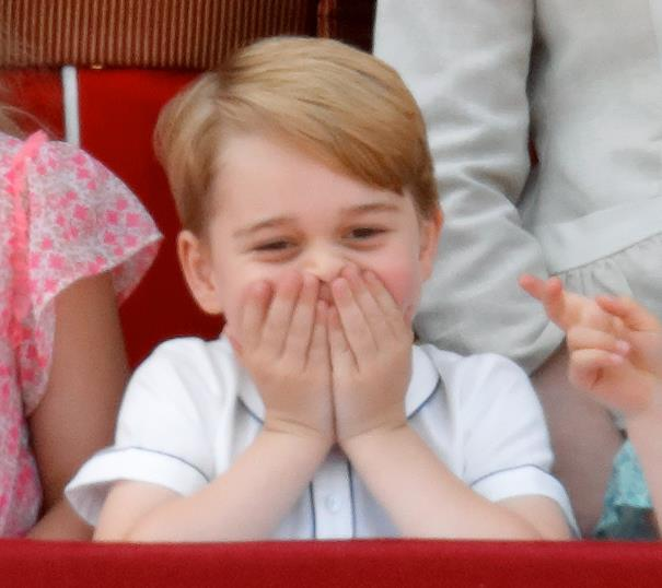 Prince George has an adorable nickname for the Queen! *(Image: Getty)*