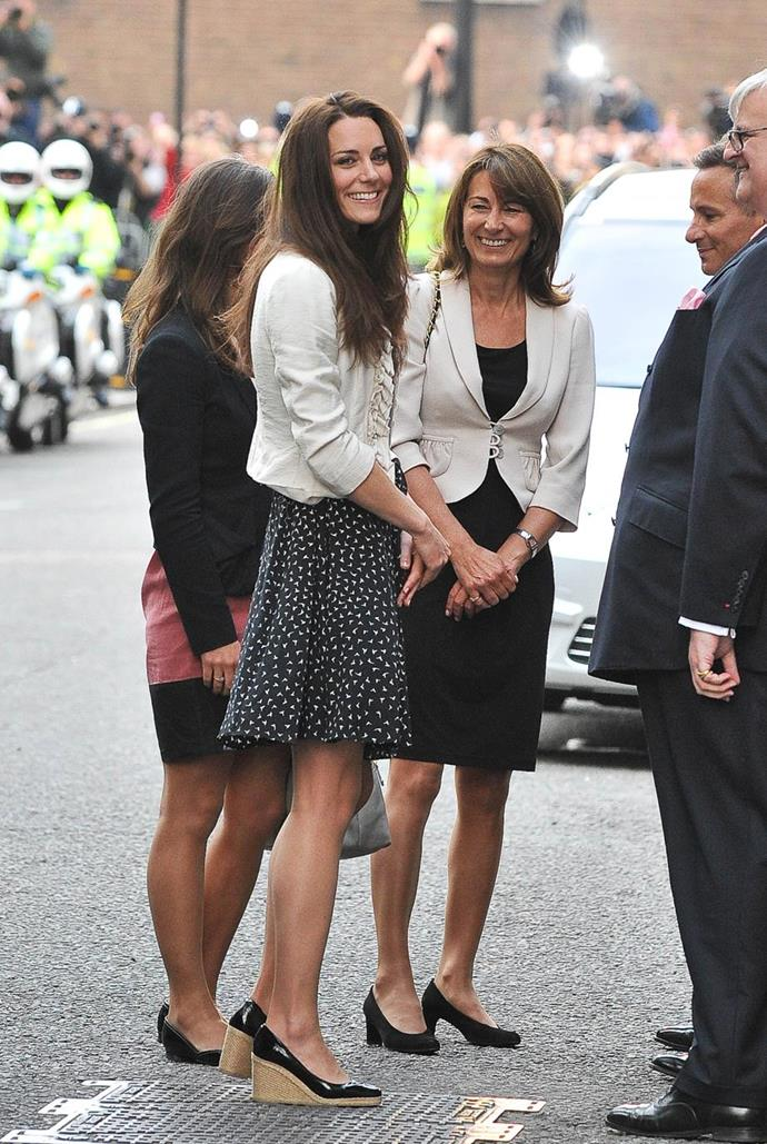 Carole Middleton has always put her family first. *(Image: Getty Images)*