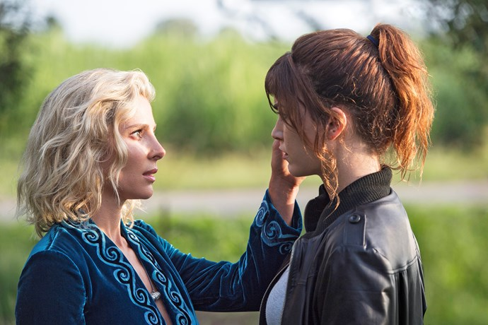 Elsa and Charlotte make a powerful pair on screen.