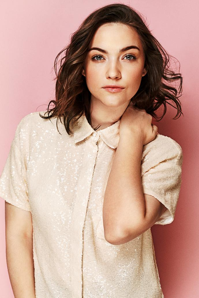 Violett says there are few careers that have more rejection than acting.
