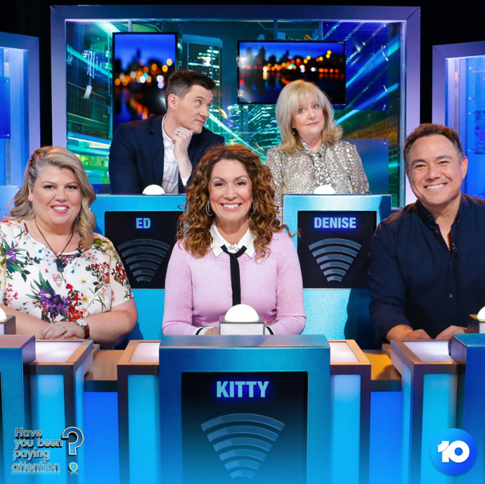 Urzila Carlson, left, is a fan-favourite on *HYBPA.*