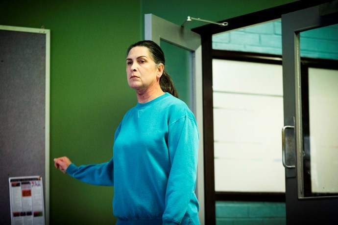 The sixth season focused heavily on Pamela Rabe's character The Freak, and whether or not she was dead.