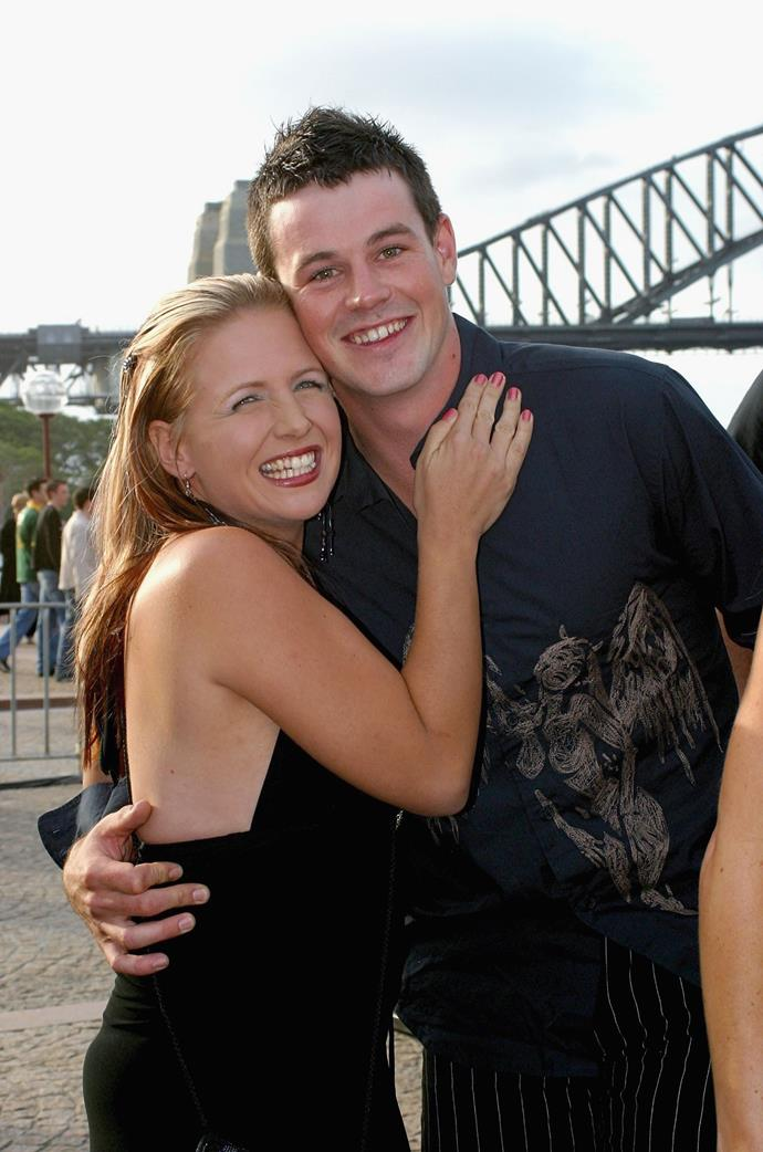 Jess and Marty of *Big Brother* didn't quite go the distance. *(Image: Getty)*