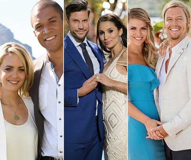Australia hasn't been short of witnessing some dramatic reality TV romances!