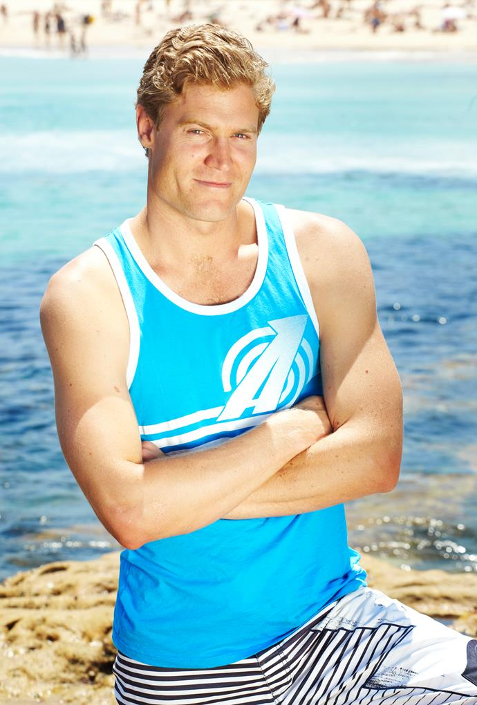 Dr Chris Brown as the original Bondi Vet.