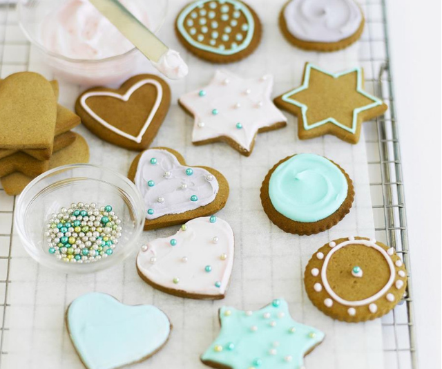 """**Australian Women's Weekly Gingerbread biscuits:** You can't go past the sweet scent of gingerbread for a Christmas treat. Impress Santa with these homemade cookies made with love. [See the full recipe here.](https://www.womensweeklyfood.com.au/recipes/gingerbread-biscuits-8330 target=""""_blank"""" rel=""""nofollow"""") *Image: Supplied.*"""