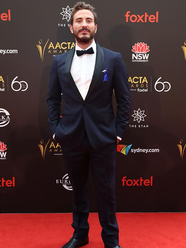 *Bloom* star Ryan Corr. *(Image: Getty)*