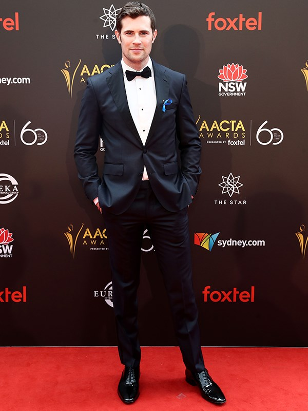 "[*Outlander*'s David Berry](https://www.nowtolove.com.au/celebrity/tv/a-place-to-call-home-to-end-after-season-6-45884|target=""_blank"") is looking mighty dapper. *(Image: Getty)*"
