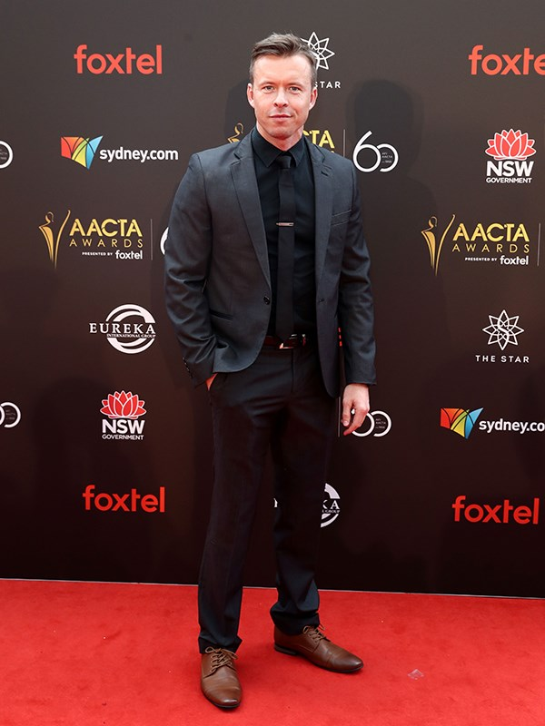 *Bite Club*'s Todd Lasance. *(Image: Getty)*
