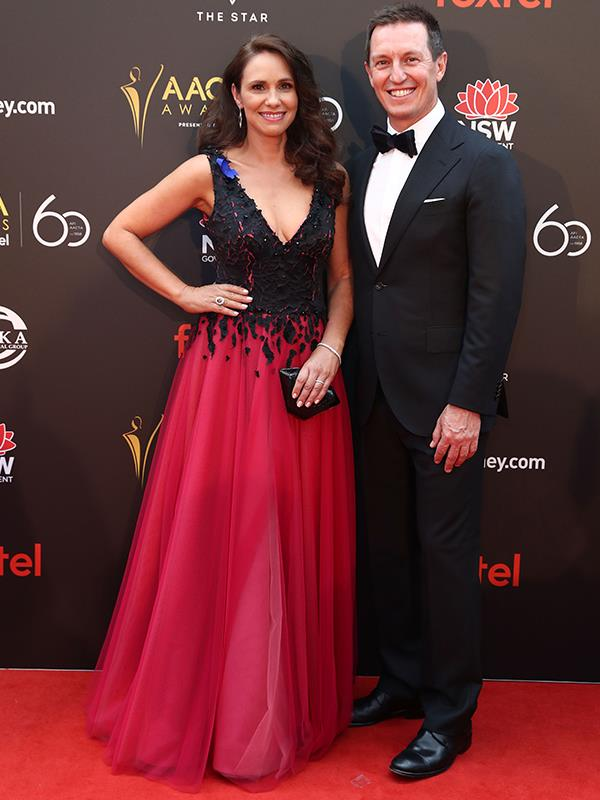 "It's date night for actress Tasma Walton and husband [Rove McManus.](https://www.nowtolove.com.au/tags/rove-mcmanus|target=""_blank"") *(Image: Getty)*"