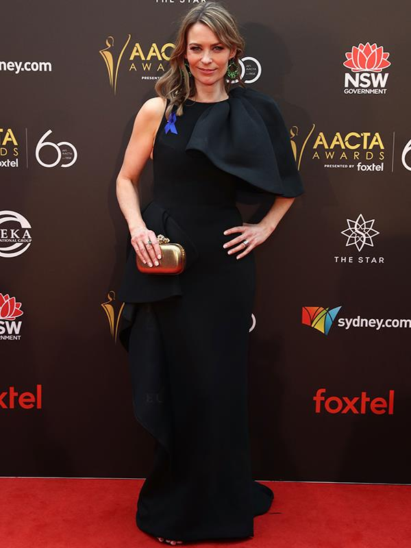 *Offspring*'s Kat Stewart. *(Image: Getty)*