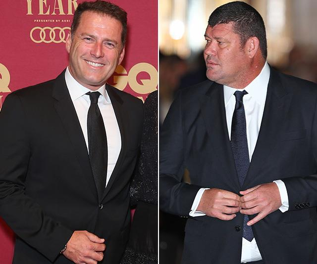 In an unexpected move, James Packer is reportedly pulling out of Karl's wedding.
