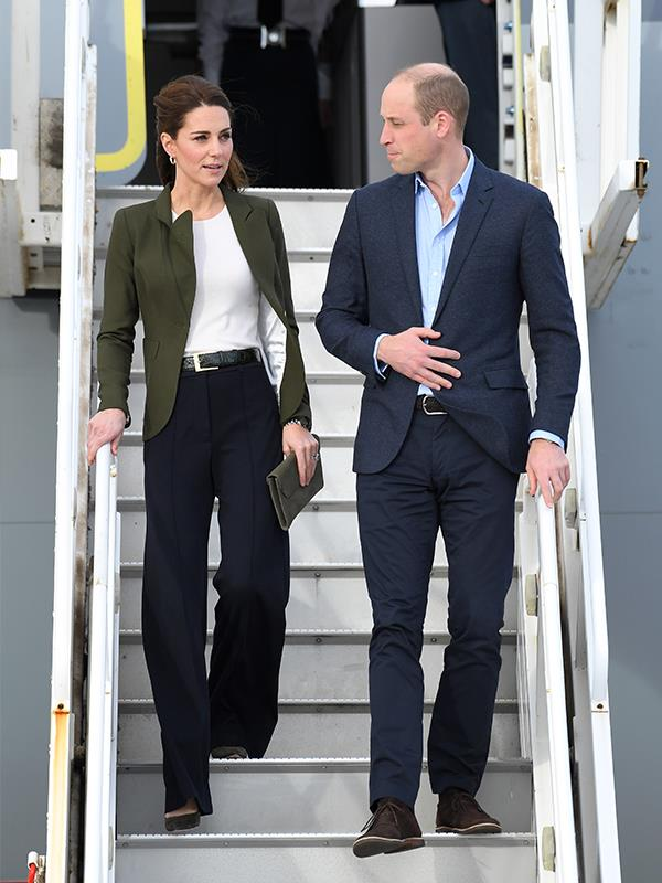 Their Cyprus trip comes just a day after hosting a Christmas party at Kensington Palace. *(Image: Getty Images)*