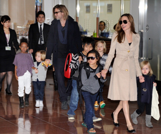 Who are Brad and Angelina's kids? Time to meet the Jolie-Pitt brood.