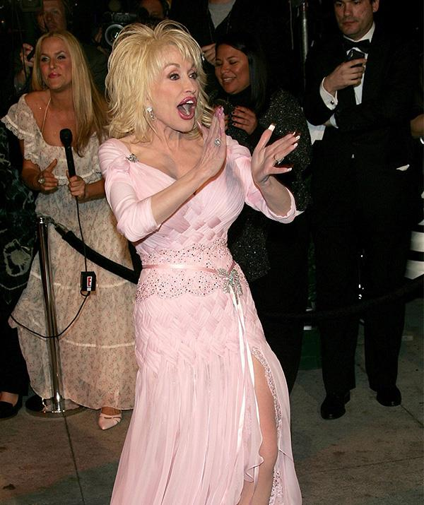 Dolly doesn't hold back when it comes to her personal life! *(Image: Getty)*