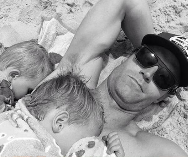 Chris has always wanted a family of his own. *(Image: Instagram @drchrisbrown)*