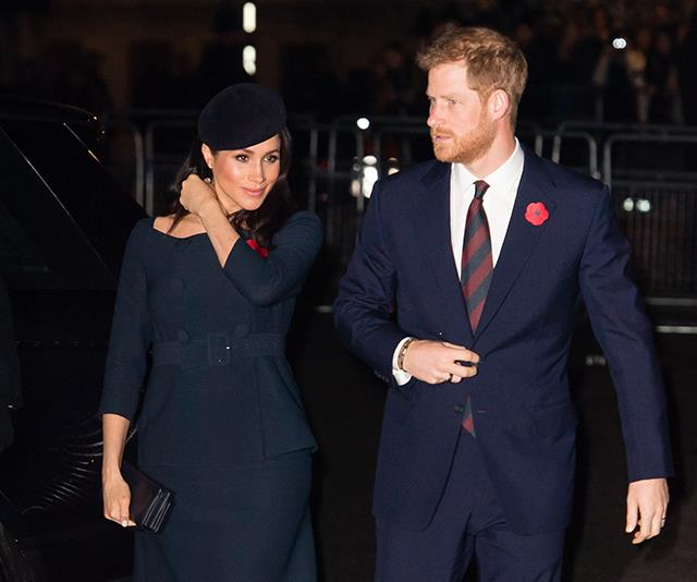 Another royal aide bites the dust. *(Image: Getty Images)*
