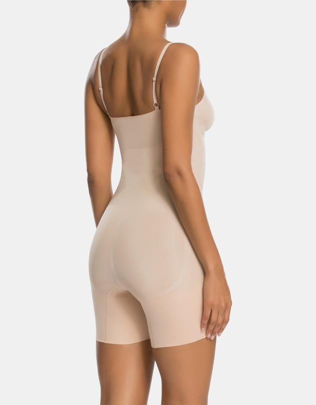 This Spanx bodysuit is available on The Iconic. *(Image: The Iconic)*