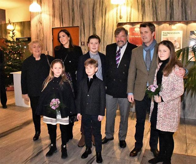 "For the [Danish Royals](https://www.nowtolove.com.au/tags/danish-royal-family|target=""_blank"") Christmas is all about spending time with loved ones. And Princess Mary recently enjoyed a Christmas carols service with her four children and beloved father, John Donaldson, and stepmother Susan Donaldson. *(Image: @detdanskekongehus Instagram)*"