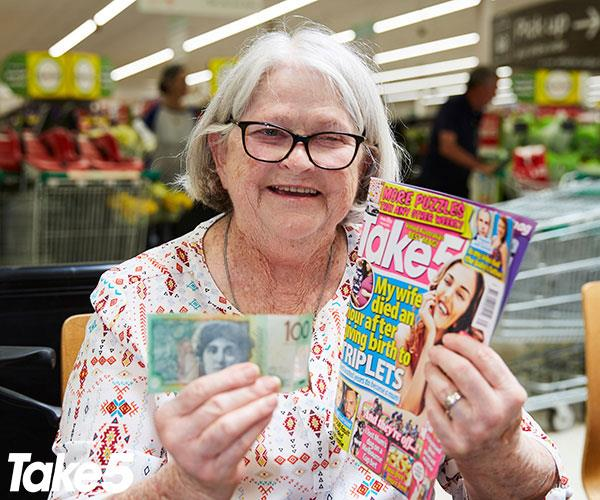 **Colleen Villa, 78, from Corrimal** <br><br> Goodness me, this will be a great help!  <br><br> This year has been fantastic for me – I've just returned from a trip to my brother's place in Queensland.  <br><br> The whole family is coming to my house for an early Christmas, so now I can put on a real show for them.