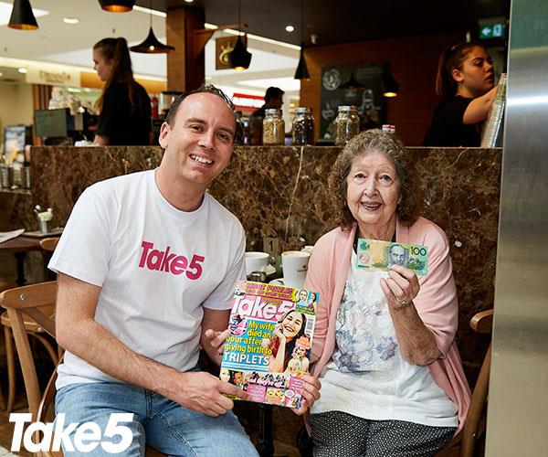 **Dorothy Adamson, 83, from Corrimal.** <br><br> Really? I can't believe you're just giving me $100.  <br><br> Christmas has never been the same in my family since we lost my son Edward on Christmas Day four years ago. <br><br> And this year will be the first without my husband Edward so it's not going to be easy celebrating with him missing.  <br><br> I'll use the cash to buy Christmas presents for the family as they've been so supportive.