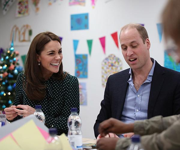 """My son knows I'm useless at this,"" Prince William confessed. *(Image: Getty Images)*"