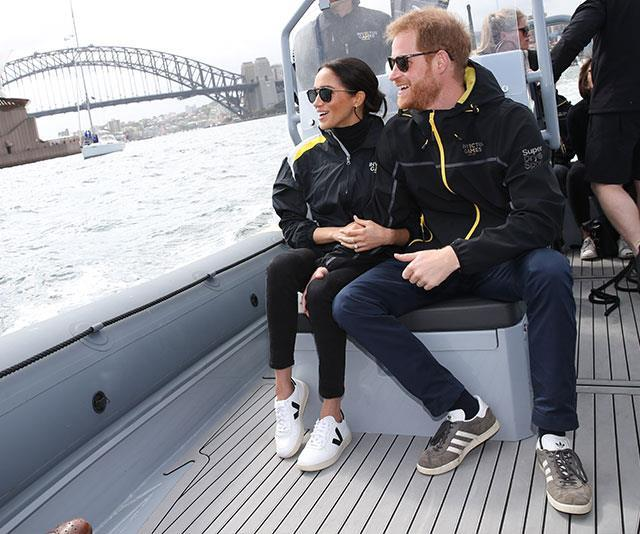 Meghan and Harry undoubtedly can't wait to become parents. *(Image: Getty)*