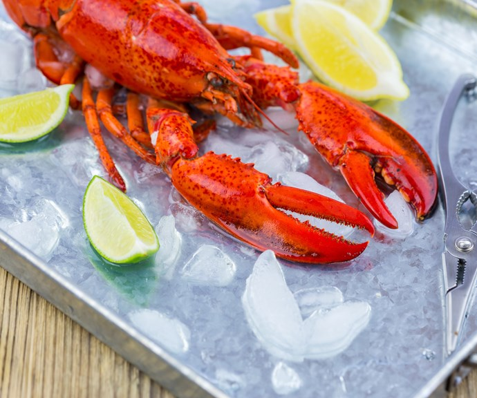 **Show-stopping centrepiece** <br><br> Make an impressive ice platter for your seafood by cutting and arranging watercress, mint, dill, cucumber, sliced limes and lemons in a large baking tray. Half fill with water and place in the freezer.  <br><br> Once frozen, repeat layers, filling water up to rim of tray. Freeze overnight. Before serving, turn over and rub with a tea towel soaked in hot water until ice comes free. Top with fresh seafood.