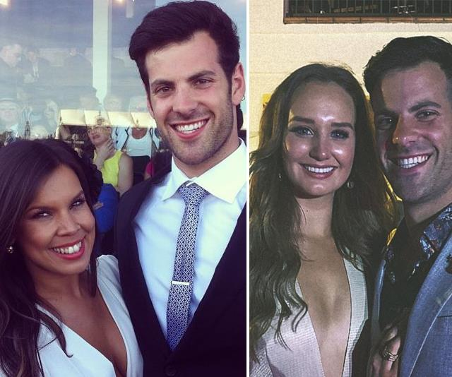 The Bachelorette's Rob Colangelo has dated both Carly from MAFS and Emily from Bachelorette! *(Source: Instagram)*